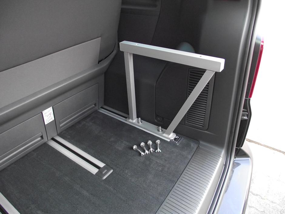 vw t5 multivan multiflexboard konsolen s geschablone 1. Black Bedroom Furniture Sets. Home Design Ideas